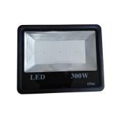 Proiector LED exterior, negru , 300W , lumina rece, 27000lm IP66 ,negru
