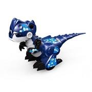 Silverlit Train My Dino Vehicle, Blue