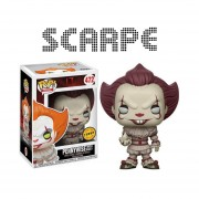 Funko Pop Pennywise With Boat Chase Protector Gratis It Eso El Payaso
