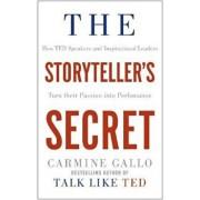 Storyteller's Secret, Paperback/Carmine Gallo
