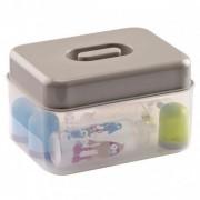 Sterilizator pentru microunde sau la rece Thermobaby gri