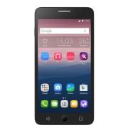 "Telefon mobil Alcatel 5070D Pop Star, 5"", Dual Sim, 4G, RAM 1GB, Stocare 8GB, Camera 8MP, Baterie 2000mAh, TP & Classy pack, Black"