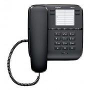 Siemens Gigaset Da310 Telefono Con Filo Con Tasti Di Chiamata Diretta Colore Nero