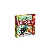 Jogo Gaming Monopoly Junior Hasbro Azul/Verde