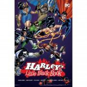 DC Comics Harley Quinn Harley's Little Black Book - DC Comics (tapa dura)