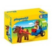 Пони каручка Playmobil 6779