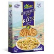 Paste din porumb si orez fara gluten si multe proteine-penne 250gr SAM MILLS