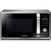Cuptor cu microunde Samsung MG23F301TAS, 23 l, 800 W, Grill, Digital, Silver