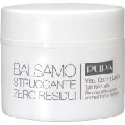 Pupa Balsamo Struccante Zero Residui Viso Occhi Labbra 100 ml tutti i tipi di pelle