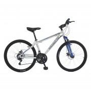Bicicleta Benotto XC-5000 Alum R26 21V Sunrace Frenos DDM Plata Talla:S