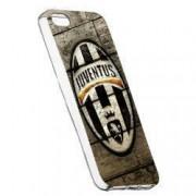 Husa de protectie Football Juventus Apple iPhone 5 / 5S / SE rez. la uzura Silicon 228