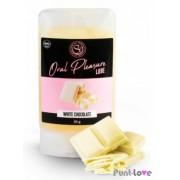 Lube Sirope Chocolate Blanco Oral Pleasure