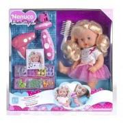 Nenuco Bambola Parrucchiera Hair Style 42cm Con Accessori