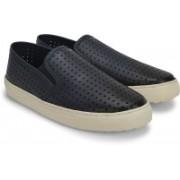 Carlton London Mr.CL Loafers(Black, White)