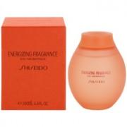 Shiseido Energizing Fragrance Eau de Parfum para mulheres 100 ml recarga