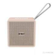 A105 High Hidelity Bluetooth Speaker Portable High Power Bass TWS Bluetooth Technology Support TF - Gold