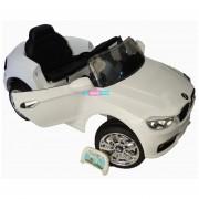 Montable Electrico BMW con led, usb, radio y control remoto