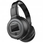 ZEALOT B570 HiFi Bluetooth Headphone with Mic Support FM Radio Micro-SD Card - Grey
