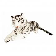 Mega witte tijger knuffel 100 cm
