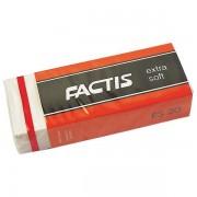 Gumica plastična ES20 extra soft Factis bijela-KOMAD 000040619