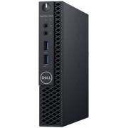 Dell OptiPlex 3060-PT9Y3 MFF i3-8100T 4GB/500 GB HDD Intel UHD 630 WLAN BT W10P