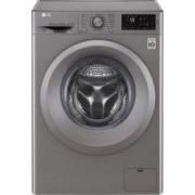 Masina de spalat rufe Slim LG F2J5WN7S Direct Drive 6.5 kg 1200 RPM Clasa A+++ 45 cm Argintiu