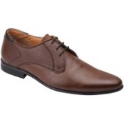 Harrytech London sherman Lace Up For Men(Brown)