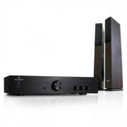 """Auna HiFi System """"Elegance""""Amplificador 600W y 2 x Altavoces (PL-4933-2007)"""