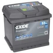 Acumulator auto Exide Premium 53Ah 540A