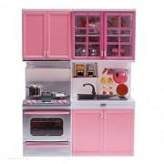 Fancy Designer Modern Kitchen Set For Kids