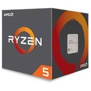 AMD Ryzen 5 2600X (3.60GHz / 16MB) - boxed