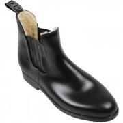 QHP Thermo Jodphur Junior - black - Size: 30