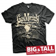 GMG Wrench Label Big & Tall T-Shirt