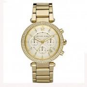 Michael Kors Watches Chronographe du Michael Kors montres Mk5354 Parker couleur or dames