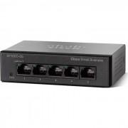 Switch Cisco Small Business SF110D-05-EU 5 porturi