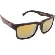Spy Wayfarer Sunglasses(Yellow)