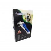 Corta Pelo Para Mascotas Con Accesorios Suzika SZ-CPP046 - Azul Con Gris