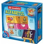 Puzzle 42 piese Sa invatam Alfabetul