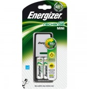Caricabatterie Mini Energizer - AA/AAA - 12 ore - 635083 - 896865 - Energizer