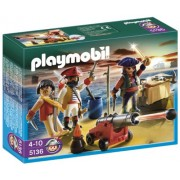 Playmobil Pirates Commander with Armory, Multi Color