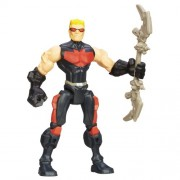 Marvel Super Hero Mashers Marvel's Hawkeye Figure 6 Inches