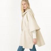 Manteau mi-long, coton