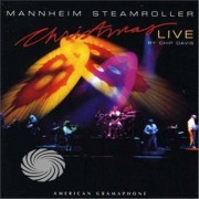 Video Delta Mannheim Steamroller - Christmas Live - CD