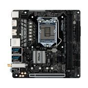Placa de baza H370M-ITX/ac, Socket 1151 v2, mITX