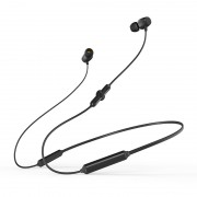 IPX5 Waterproof Magnetic Attraction Bluetooth Earphone for iPhone Samsung Huawei, etc. - Black