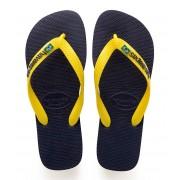 Havaianas Slippers Flipflops Brasil Layers Blauw