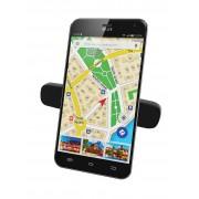 Supporto magnetico da auto per Smartphone con doppia clip