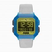【プーマ公式通販】 プーマ ユニセックス リミックス デジタル ブルー グレー REFL 時計 ユニセックス Gray/Multi |PUMA.com グレー