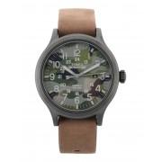 メンズ TIMEX TW4B06600 SCOUT 腕時計 ミリタリーグリーン