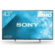 Sony KD-43XF8096 - 4K tv